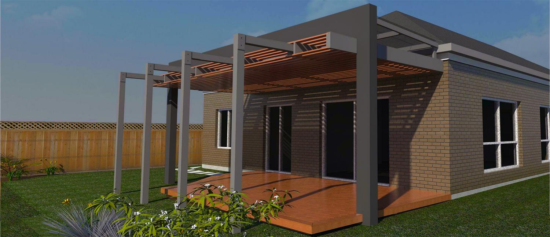 28 best pergola alternatives pergola designs upfront. Black Bedroom Furniture Sets. Home Design Ideas